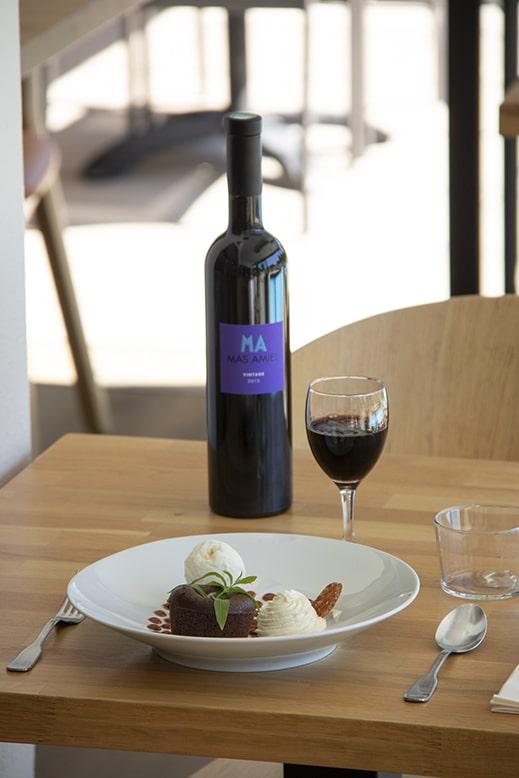Vin Rouge et Chocolat