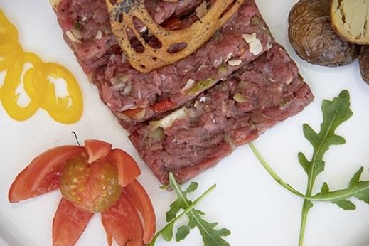 Textures et saveurs délicates du restaurant Le Serpolet